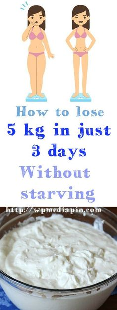 If you want to lose 5 kg in just 3 days, here you will find the best diet. Do not worry, this diet is very easy and you will not feel any hunger at all during this time.   RelatedContinue reading...