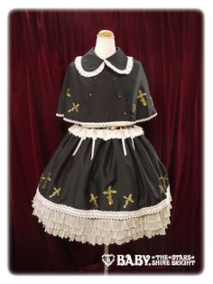 Alice and the Pirates - Sets - Ginger Doll JSK & Cape /// ¥33,390 /// Bust:  85~100 cm Waist:  66~81 cm Length:  95 cm