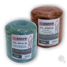 ZANON Bindematerial - Rolle mit Biogarn 400m für ZL 600.S 400m, Shops, Coffee Cans, Canning, Drinks, Food, Drinking, Tents, Beverages