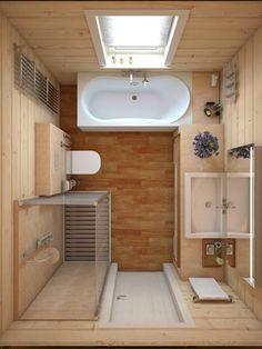 Small Bathroom Interior, Small Bathroom Layout, Tiny Bathrooms, Washroom Design, Bathroom Design Luxury, Bathroom Plans, Home Room Design, Bathroom Inspiration, Sweet