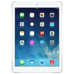 Best. Gift. Ever. Mom will love the portable, lightweight Apple iPad Air.