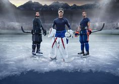 """Under Armour And The NHL show Us The """"Art of the Possible"""" from the gear to the ice and how tech is playing a huge role for both organizations."""