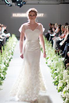 Wedding Magazine - Elizabeth Stuart 2015 wedding dresses
