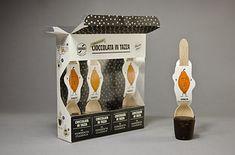 Este kit de ayuda de chocolate caliente. | 34 Empaques increíblemente lindos que necesitas ver