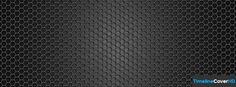 Metallic Hexagons Facebook Cover Timeline Banner For Fb Facebook Cover