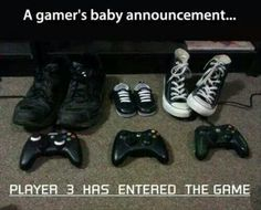 i have a feeling if we had a kid Jarred would TOTALLY want this to be the announcement..