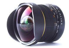 8mm f/3.5 Super-Wide Fisheye Lens for Nikon D300S D7100 D7000 D5300 D90 D80 in Cameras & Photo, Lenses & Filters, Lenses | eBay