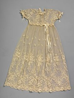 Christening gown     V Search the Collections