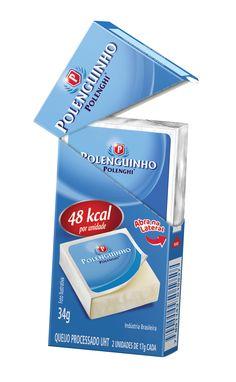 Polenguinho tradicional w / 4 Unidades - Polenghi Brasil