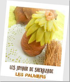 gâteau algérien moderne