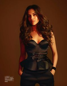 Hotness personified: Deepika sizzles at the photo-shoot for GQ! | PINKVILLA