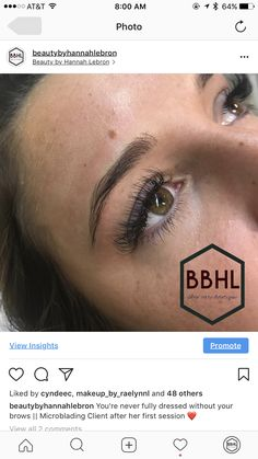 Microblading by Hannah Lebron 〰Certified & insured. 〰Mimics hairstrokes for a natural look. 〰Numbing cream is applied before and during procedure. 〰Brows are mapped and shaped prior to procedure. 〰Depending on care and lifestyle it can last 12-18 months before a color boost is needed. 〰Patch tests and consults performed on every client. ⬇️⬇️⬇️ Forms, FAQs and more can be found at www.HannahLebron.com in the Microblading section.