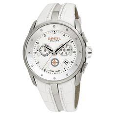 Breil Milano BW0429 Chrono Lady Diamonds Horloges (De beste aanbieding en gratis verzending)