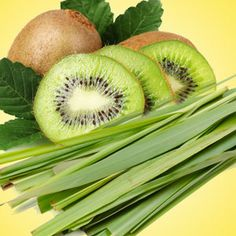 Lemongrass Kiwi Cassis Fragrance Oil