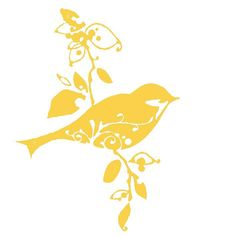Yellow Bird Canary