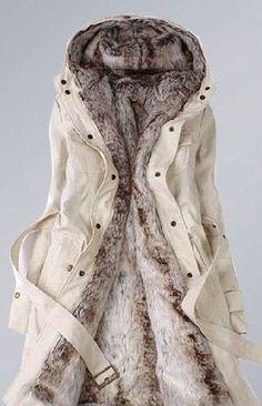 Winter coat - woooowwww :o