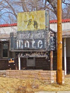 West Winds Motel Erick, Oklahoma
