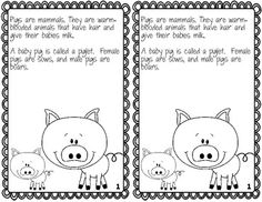 Three Little Pigs--Activities for you or your Sub!