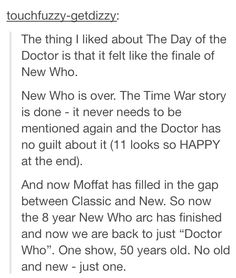 This warms my heart. :')...Doctor Who .. :)... http://www.pinterest.com/cwsf2010/doctor-who
