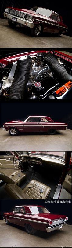 1964 FORD THUNDERBOLT 427 V8