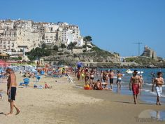 Sperlonga beach in Italy for 4th of July! Cant wait!