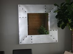 Stainless steel mirror  badman.com | Badman Design | Grand Forks, ND