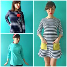 Coco+shirt+or+dress+pattern+by+Tilly+And+The+Buttons