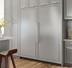 integrate refrigerator, subzero