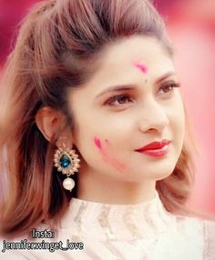 Every Day Use Stylish Nose Ring Design Ring Designs, Day Use, Psycho Girl, Jennifer Winget Beyhadh, Jennifer Love, Cute Celebrities, Celebs, Most Beautiful Indian Actress, Girls Dpz