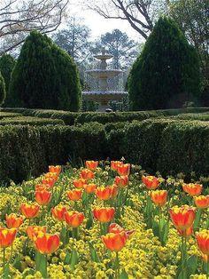 georgia gardens | Barnsley Gardens, Georgia | Best Gardens