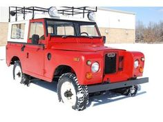 1973 Land Rover Series III for Sale | ClassicCars.com | CC-637534