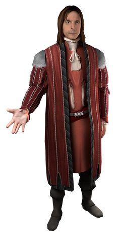 Giovanni Auditore da Firenze Ezio Auditore's dad