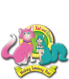 Kat and Squirrel | Making Learning Fun!