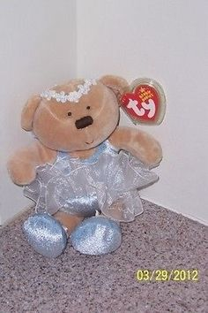 FAIRYDUST Ty Beanie Baby MINT WITH MINT TAGS