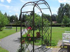 rosenbåge Garden Archway, Outdoor Structures, Arches