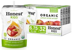 HONEST Kids Organic Juice Drink (Pack of 32) as low as $9.92 Shipped! Best Amazon Deals, Amazon Sale, Amazon Subscribe And Save, Coupon Queen, Juice Drinks, Organic, Kids, Food, Products