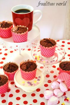 Be My Valentine Be My Valentine, Muffins, Pudding, Sweets, Candy, Breakfast, Tableware, Desserts, Food