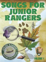 Junior Ranger Program with the National Park service. This is a wonderful program to help kids learn about national parks.