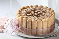 Torta šarlota — Recepti | Coolinarika