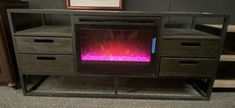 On sale for only $489 Dimplex Fireplace, Fireplace Heater, Fireplace Mantels, Media Consoles, Furniture, Home Decor, Decoration Home, Room Decor, Fireplace Mantel