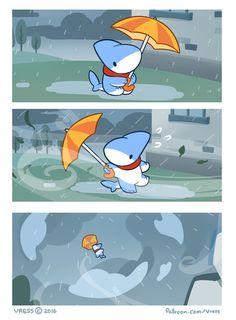 Umbrella by 0Vress0.deviantart.com on @DeviantArt