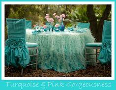 Google Image Result for http://3.bp.blogspot.com/-vLiNvMrexvM/Tat78QMwYiI/AAAAAAAABB4/TYGetUQBZQU/s1600/Turquoise%2BPink%2BTable.jpg