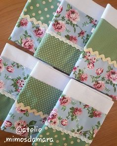 Applique Designs, Kitchen Towels, Kitchen Accessories, Tea Towels, Sewing Projects, Diy Crafts, Crafty, Quilts, Embroidery