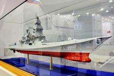 Алексей Лицис: «Думаю, у России должно быть четыре или больше авианосцев»