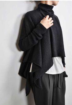 Drapey sweater