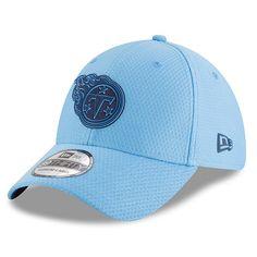 Tennessee Titans New Era 2018 Training Camp Secondary 39THIRTY Flex Hat –  Light Blue f195418c87bf