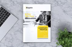Explore more than brochure design templates to display product features and portfolios. Choose from brochure templates for pamphlets, proposals, reports, and manuals in a variety of styles. Creative Brochure, Corporate Brochure, Brochure Design, Brochure Template, Flyer Design, Promotion Work, Company Profile Template, Promote Your Business, Page Design