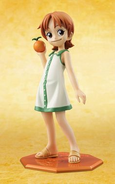 One Piece Excellent Model Mild Portrait of Pirates CB-R2 - Nami on Crunchyroll