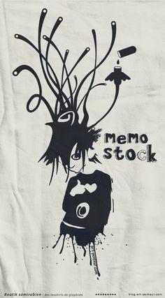 Memo Stock - Boutique tee-shirts Samirabien