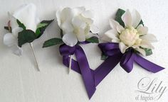 17 Pieces Package Silk Flower Wedding Decoration by LilyOfAngeles, $189.99
